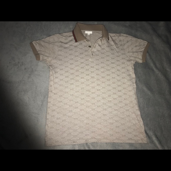 b00693537890 Gucci Other - Authentic boys Gucci polo shirt